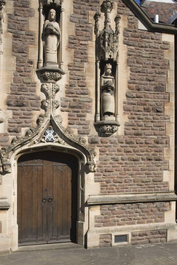 Cappella, casa adottiva delle elemosine immagini stock libere da diritti