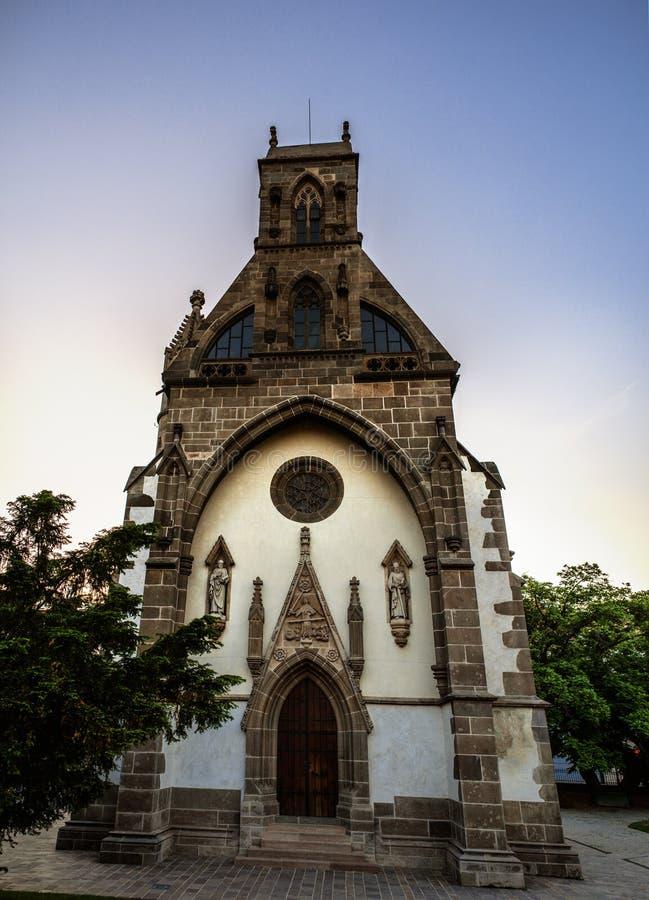 Cappella di St Michael a Kosice fotografia stock