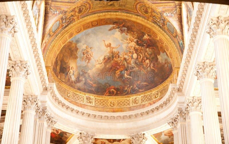 Cappella di Versailles fotografia stock libera da diritti