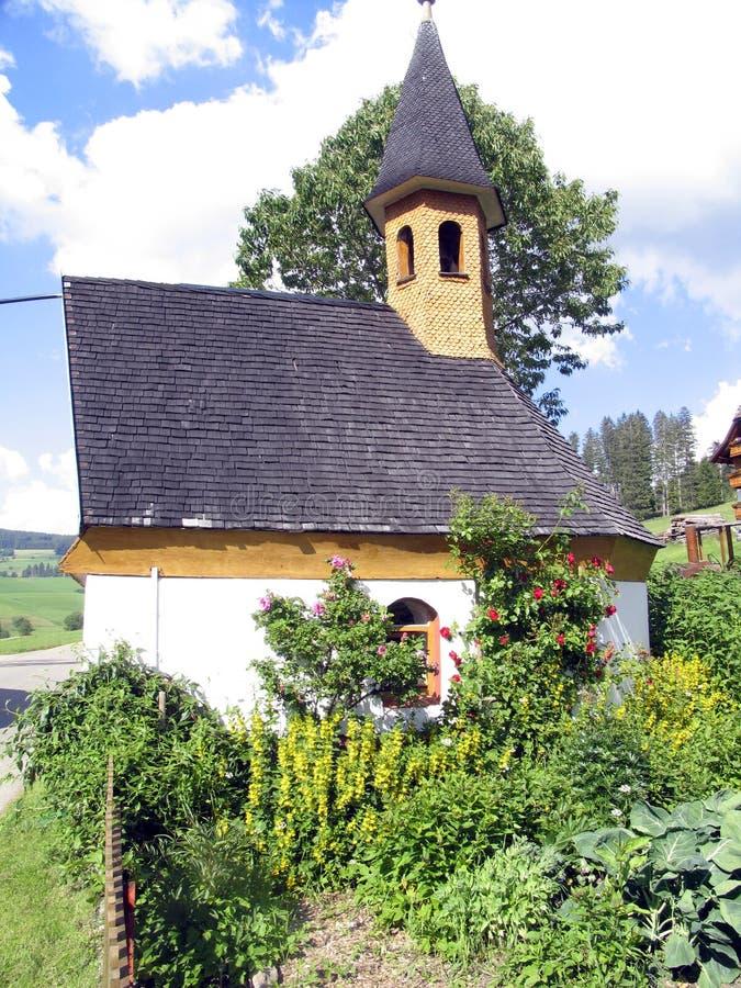Cappella ed orto