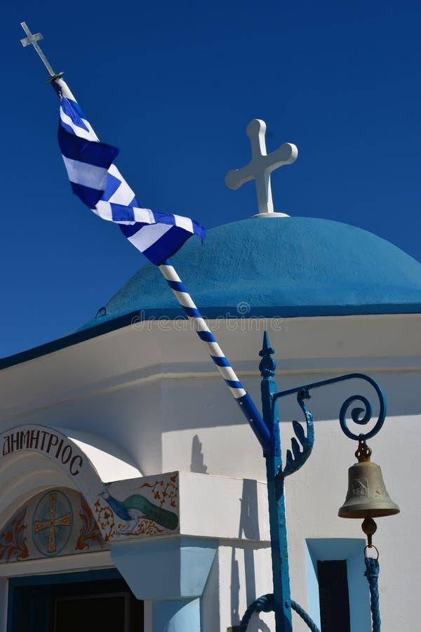 Cappella ortodossa della st Dimitrij fotografie stock