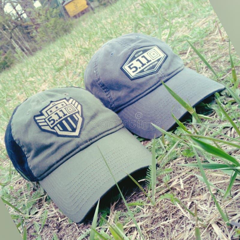Cappelli della fucilazione immagini stock libere da diritti