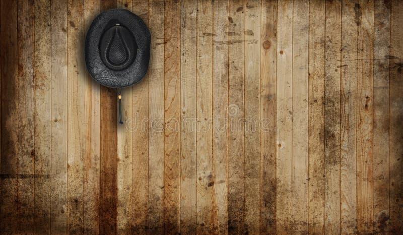 Cappello del cowboy fotografia stock libera da diritti