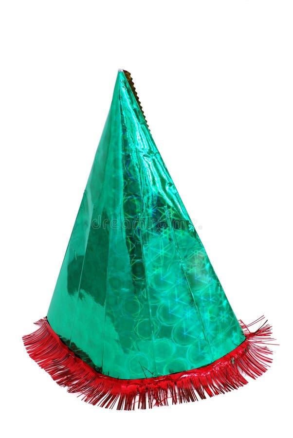 Cappello del partito fotografia stock
