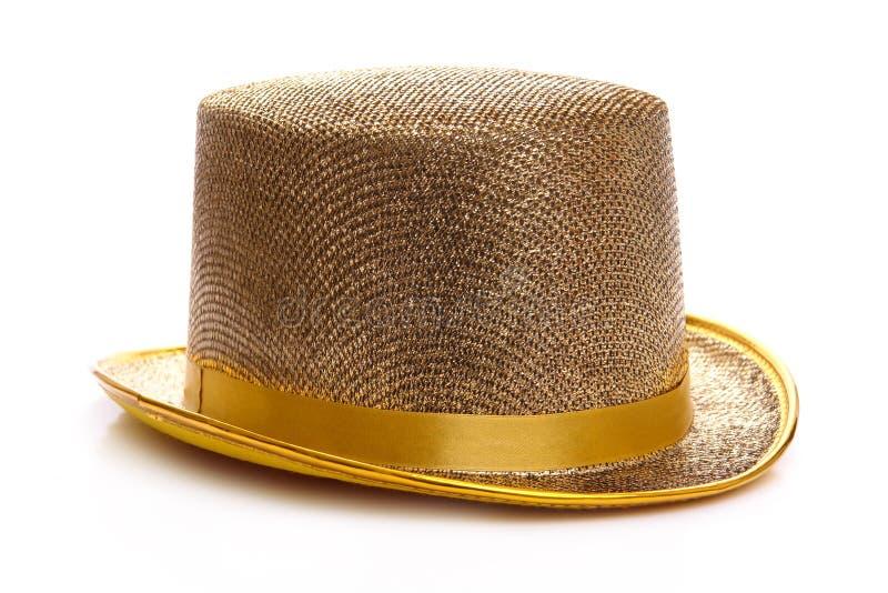 Cappello del partito fotografie stock