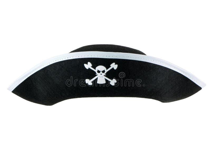 Cappello del pirata immagine stock libera da diritti