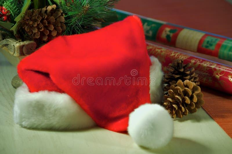 Cappello della Santa immagini stock libere da diritti