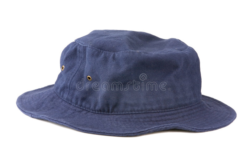 Cappello di estate immagini stock