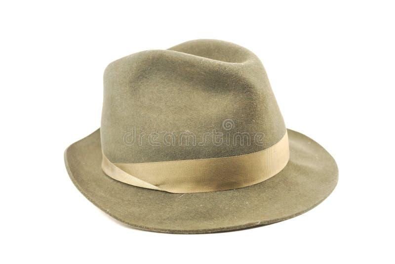 Cappello di Fedora immagine stock