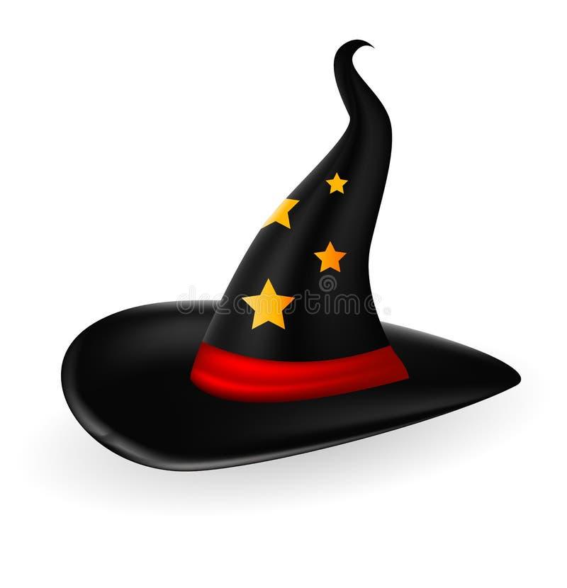 Cappello di Halloween per voi progettazione illustrazione di stock