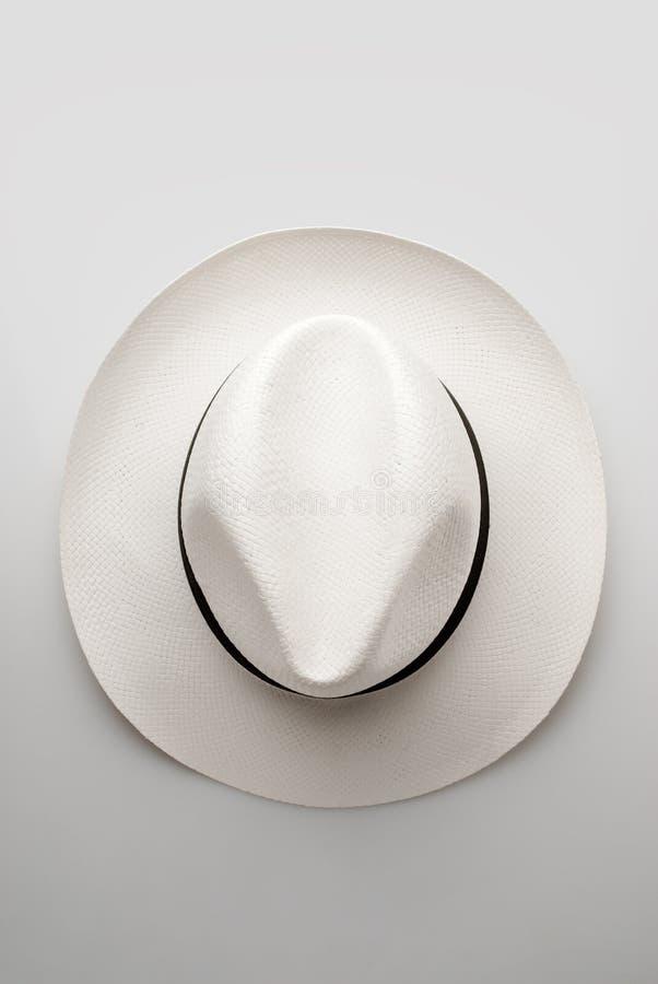 Cappello di Panama fotografia stock