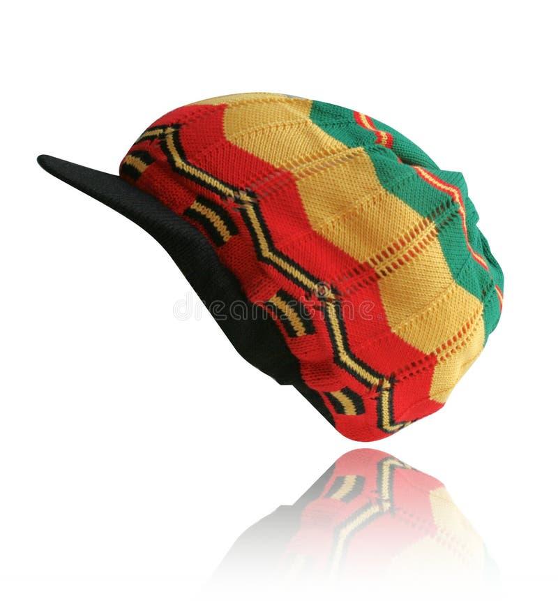 Cappello di Rasta fotografia stock libera da diritti