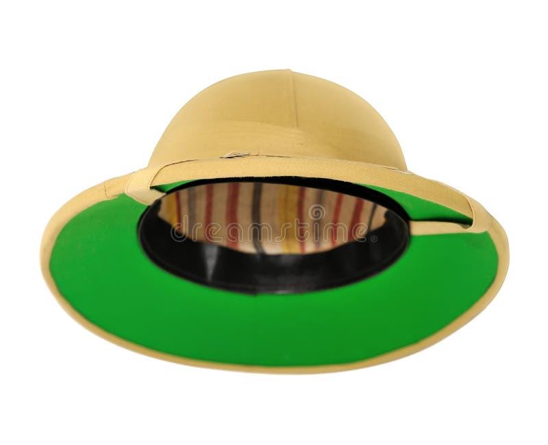 Cappello di safari immagine stock libera da diritti
