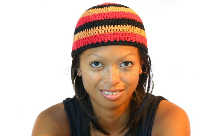 Cappello divertente fotografia stock libera da diritti
