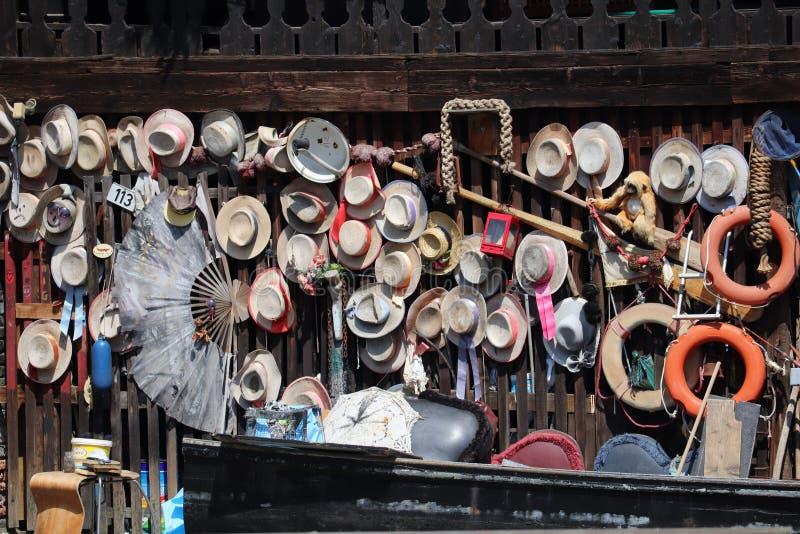 Cappello Italia di Venezia Venezia Italia fotografie stock libere da diritti