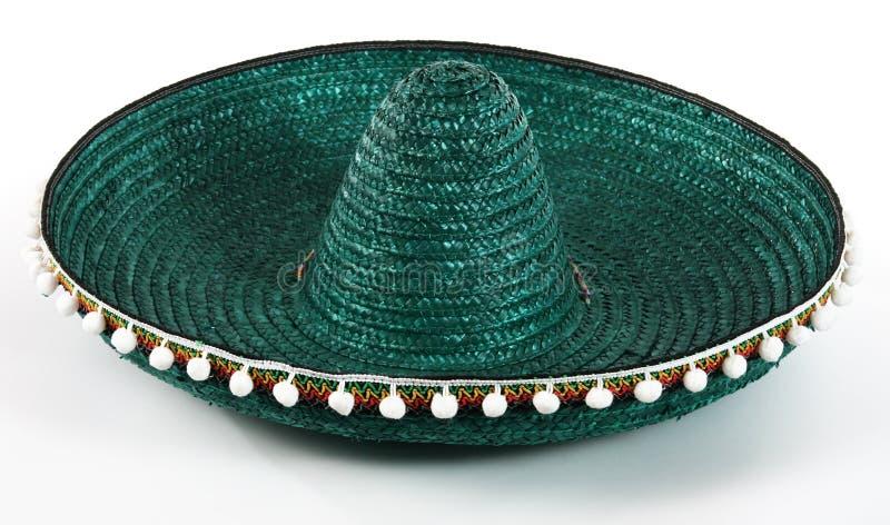 Cappello messicano del Sombrero immagini stock libere da diritti