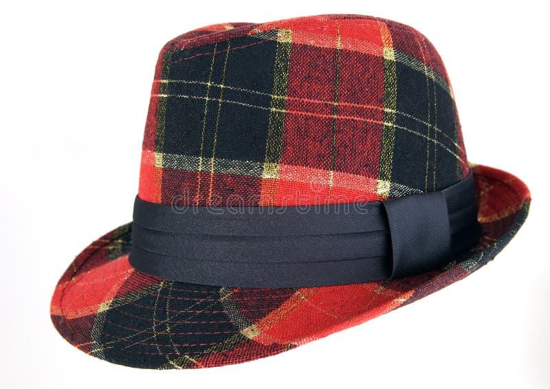 Cappello rosso immagine stock