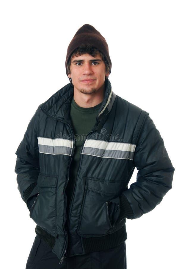 Cappotto di inverno fotografia stock libera da diritti