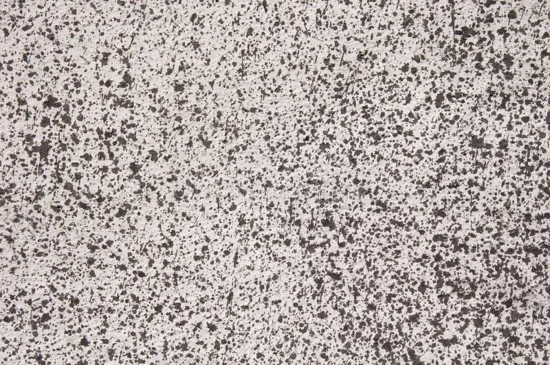Cappotto grigio con il primo piano dei punti neri immagine stock libera da diritti