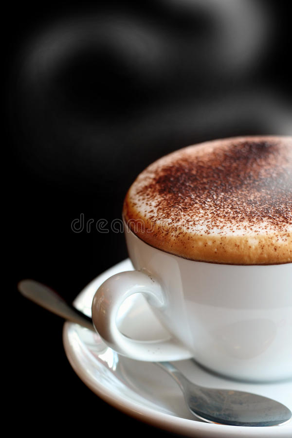 Download Cappuccino stock photo. Image of morning, beans, coffee - 21342752