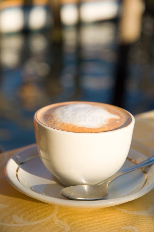 Download Cappuccino stock image. Image of cream, flavor, enjoy - 2209887