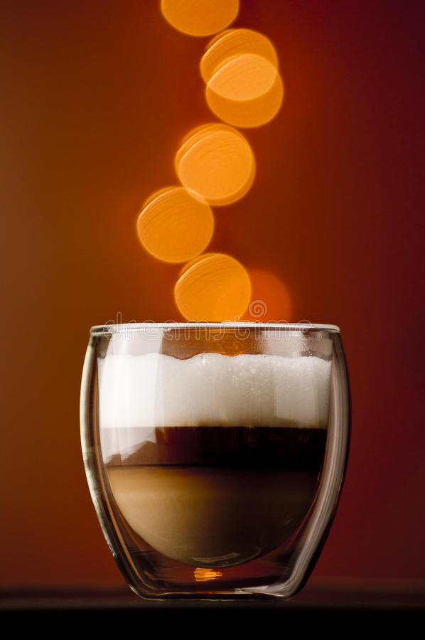 Cappuccino στοκ εικόνα με δικαίωμα ελεύθερης χρήσης