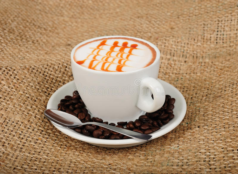 Download Cappuccino Stock Image - Image: 22593071