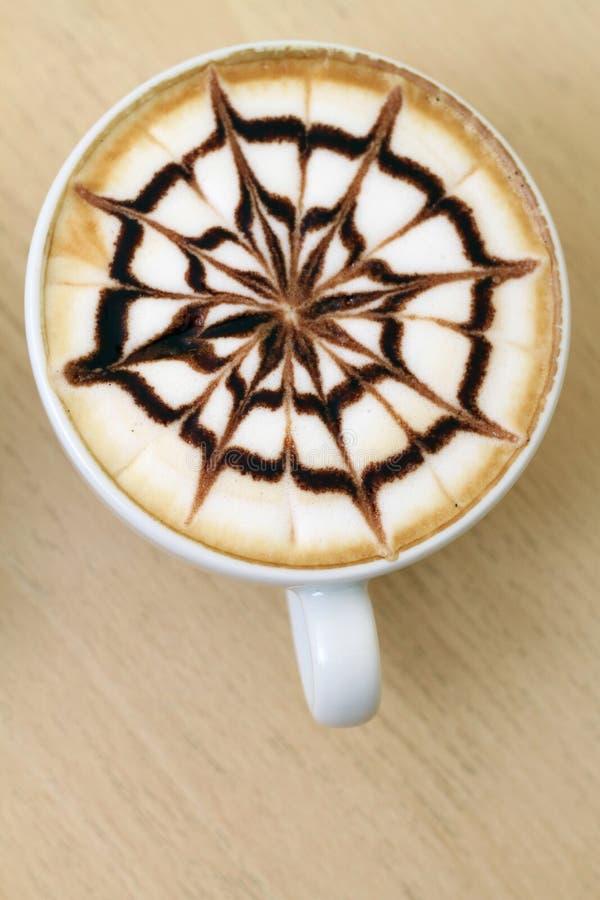 Cappuccino foto de stock