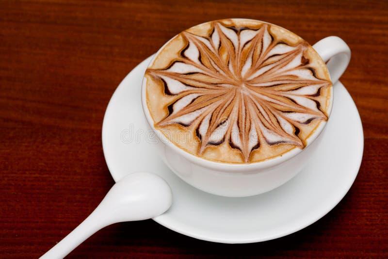 Cappuccino fotografía de archivo