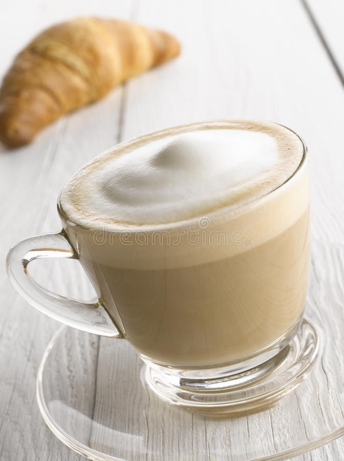 Download Cappuccino stock photo. Image of cafe, freshness, moccacino - 27349354