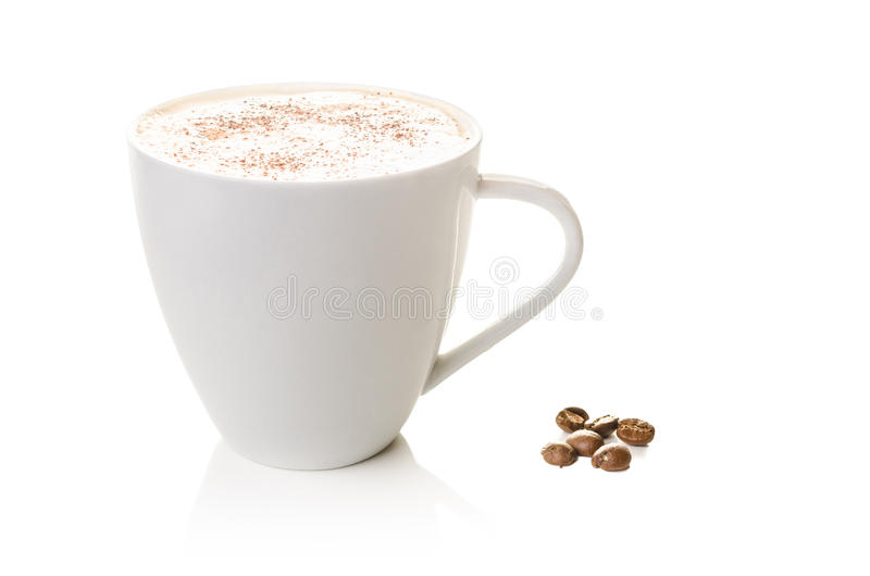 Download Cappuccino Royalty Free Stock Image - Image: 27925176