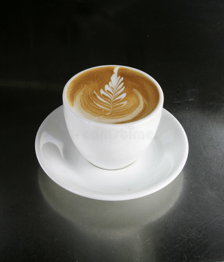 Download Cappuccino stock photo. Image of roat, latte, cofee, french - 334976