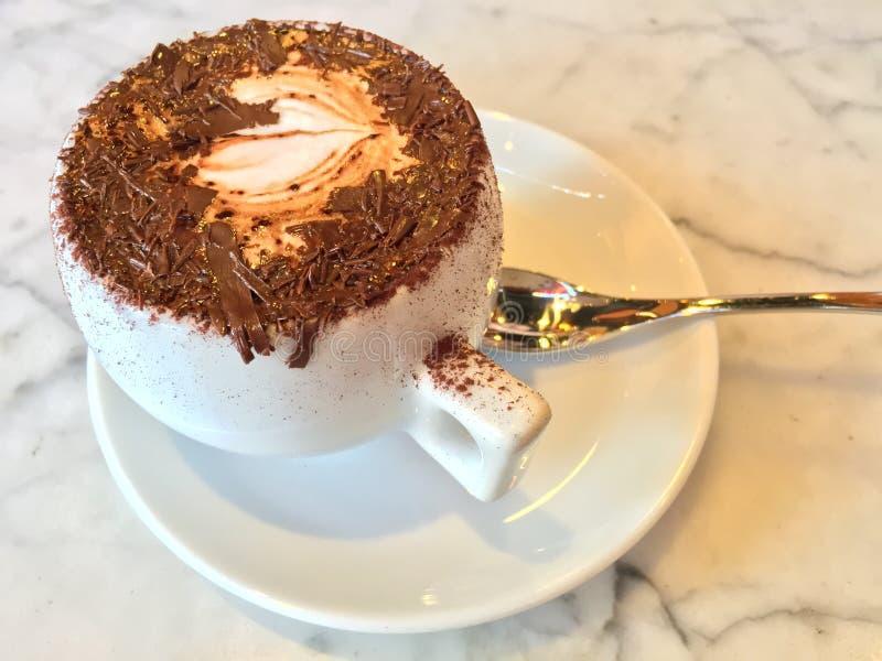 cappuccino arkivfoto