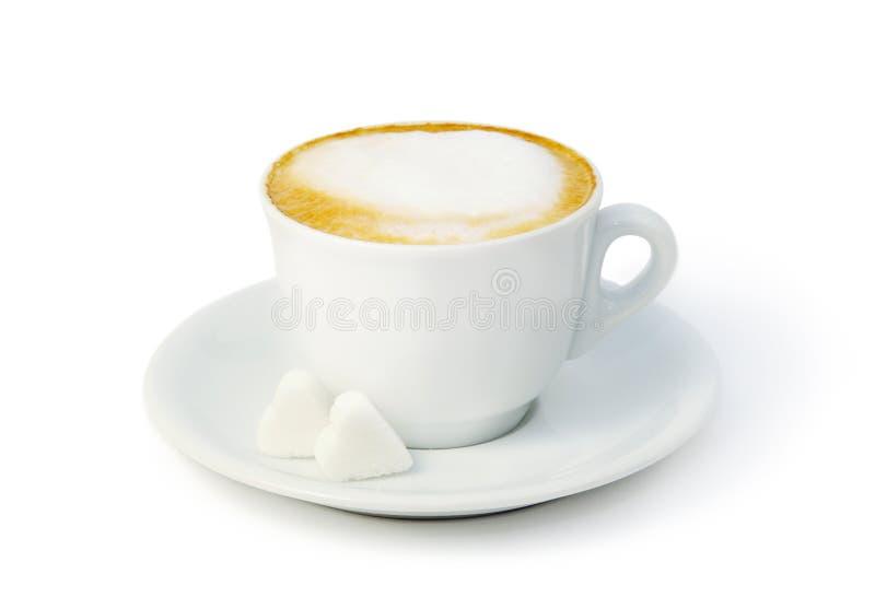 Cappuccino foto de archivo