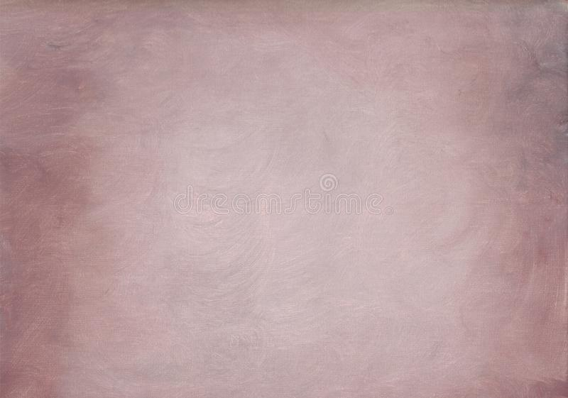 Cappuccino background painted with acrylics on canvas. Cappuccino gradient background painted with acrylics on canvas royalty free stock photography
