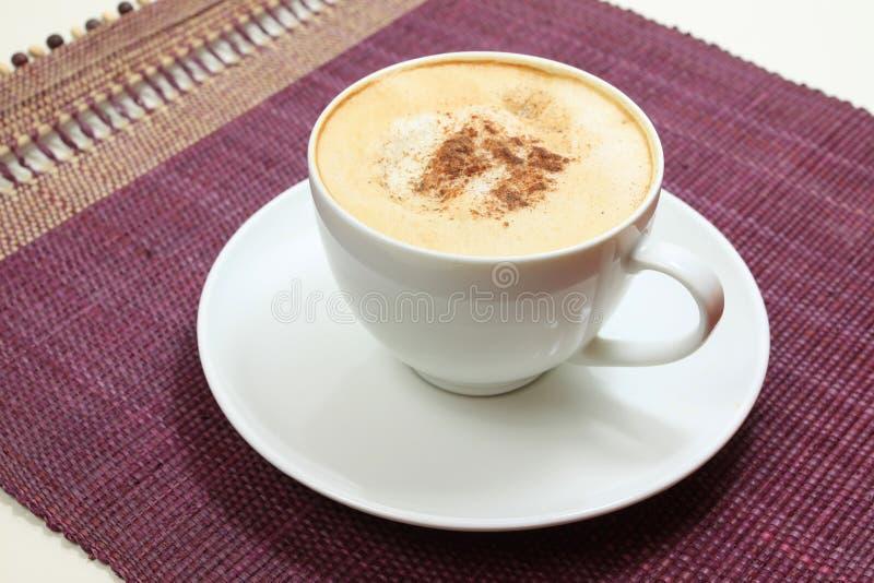 Cappuccino Cafe Stock Photo