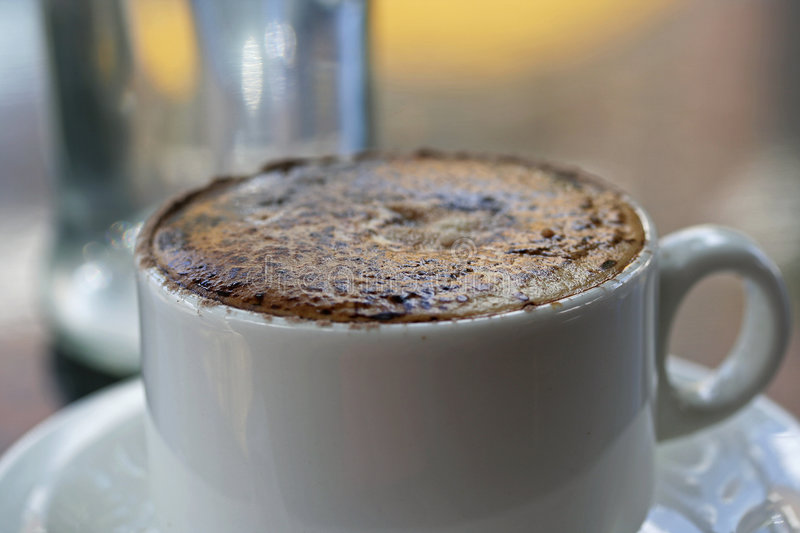 Download Cappuccino With Chocolate Stock Images - Image: 1876014