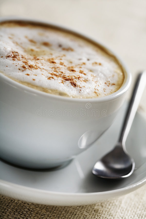 Download Cappuccino Closeup Stock Photography - Image: 4534922