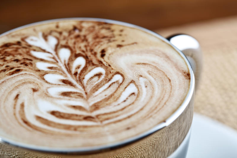 Download Cappuccino Coffee Cup Stock Photography - Image: 17789072