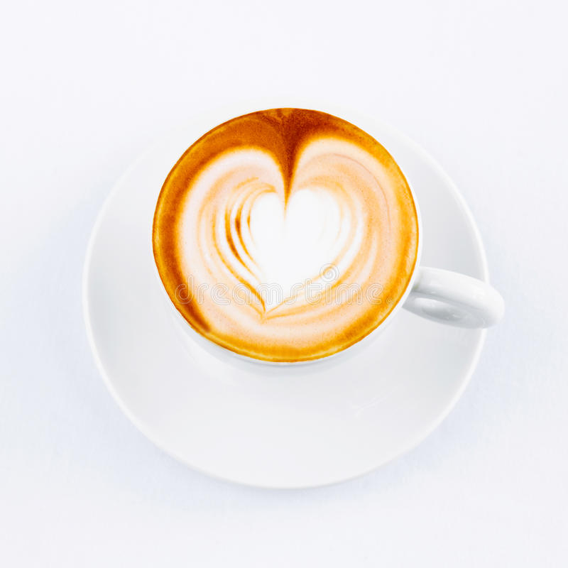 Free Cappuccino Cup Royalty Free Stock Photography - 18372167
