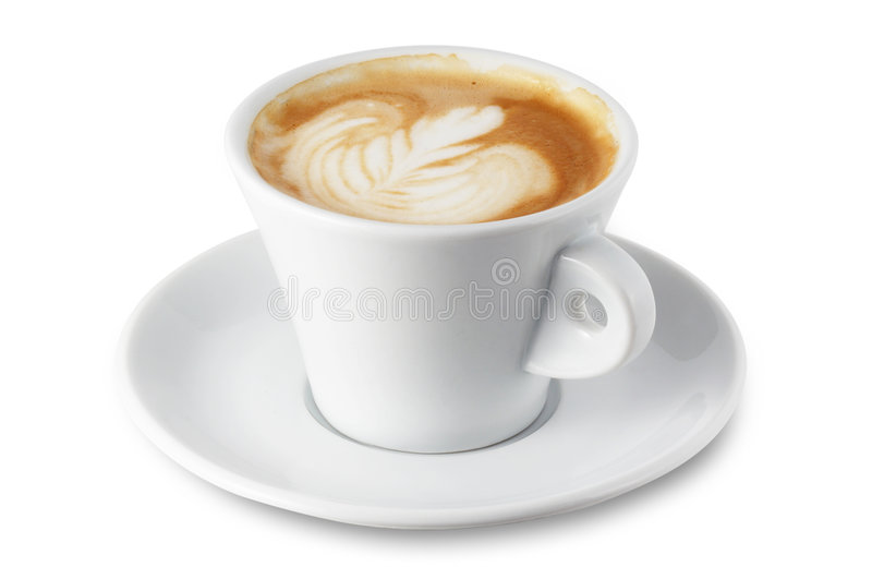 Download Cappuccino cup stock photo. Image of liquid, beverage - 2519216