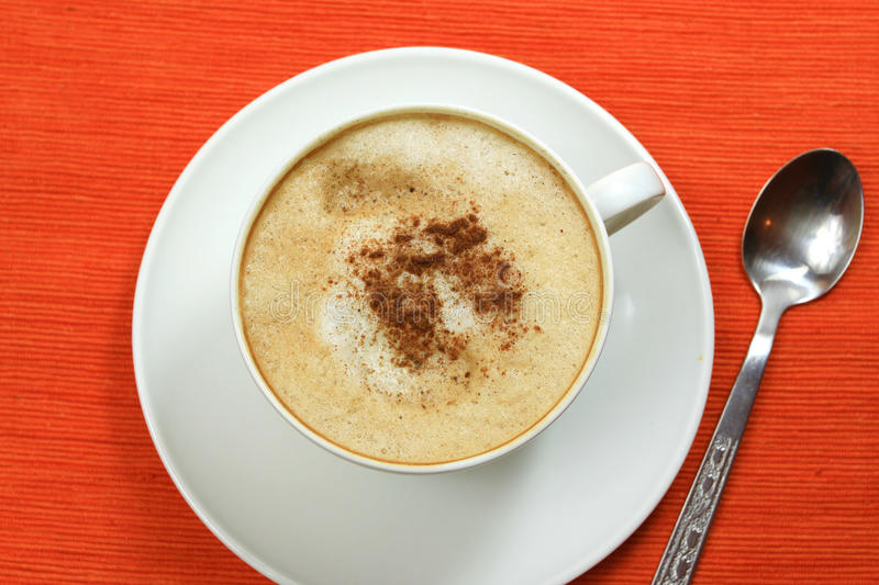 Cappuccino Top Stock Images