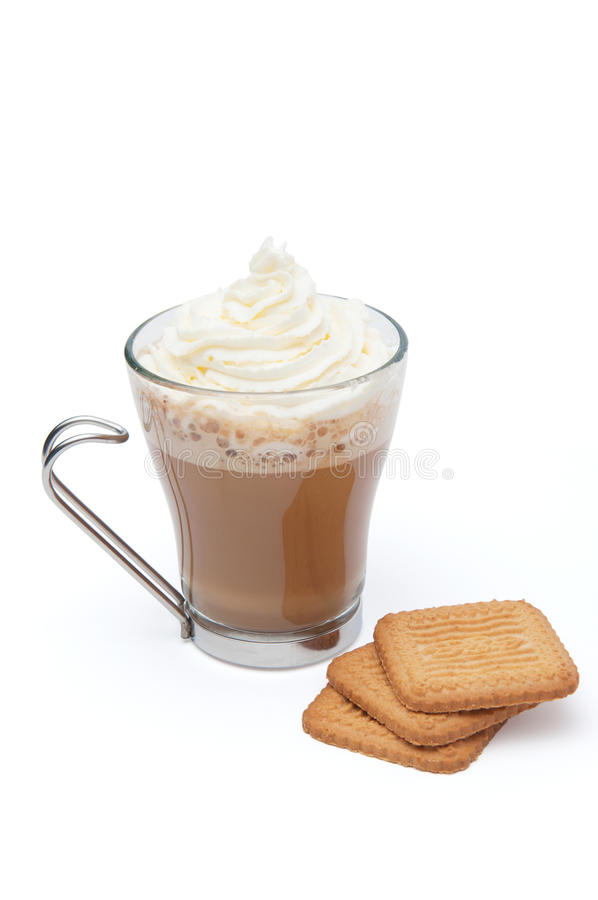 Capuccino stock photography