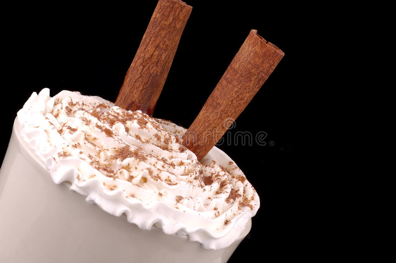 Cappucino photographie stock