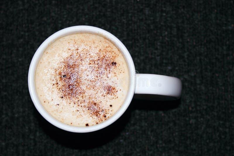 cappucinokaffe royaltyfria foton