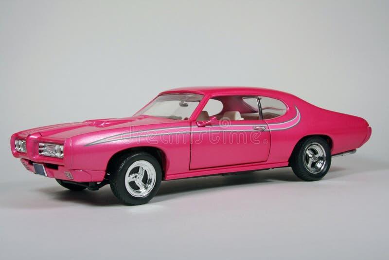 Capra di colore rosa caldo immagini stock