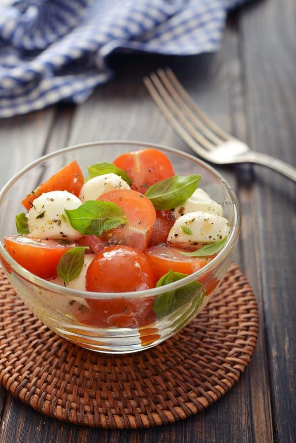 Download Caprese salad stock image. Image of tomato, caprese, italian - 39308081