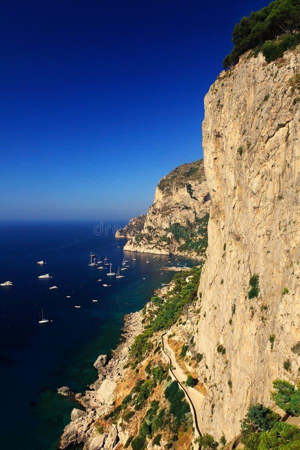 Capri photos stock