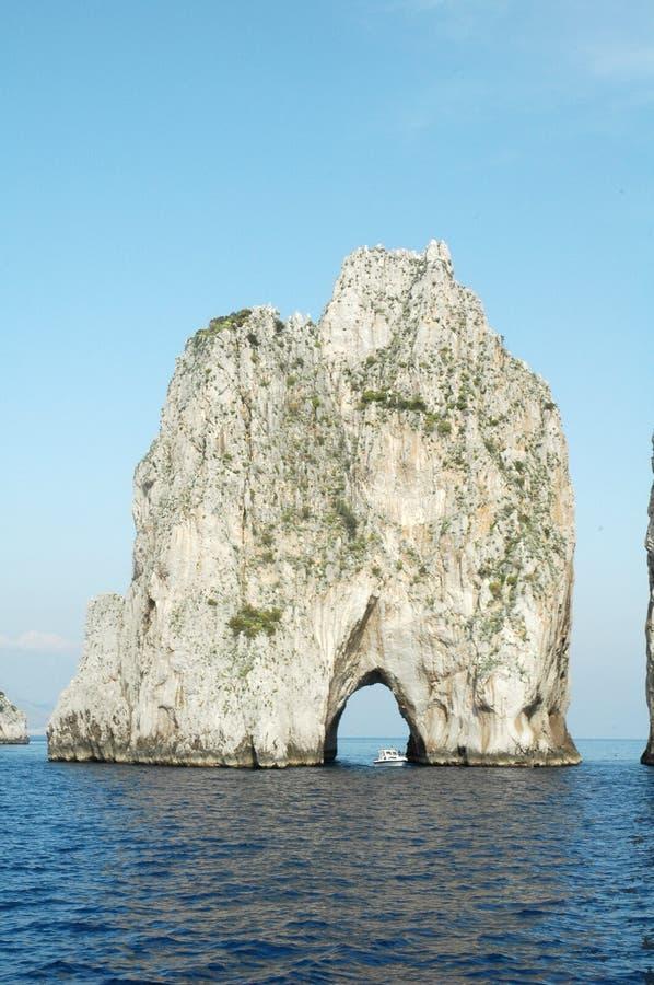 capri royaltyfri bild