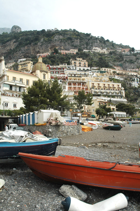 Capri royalty-vrije stock foto